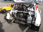 Metro 6R4 - engine bay