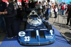 Tyrell 6-wheeler F1 car