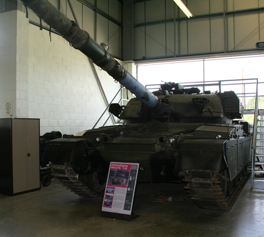 Chieftain Mark 12