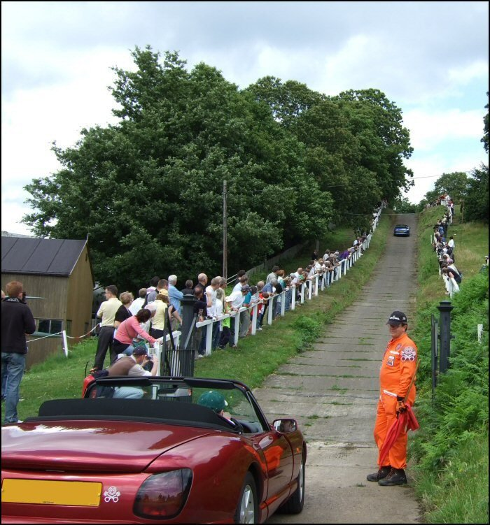 Brooklands Hillclimb